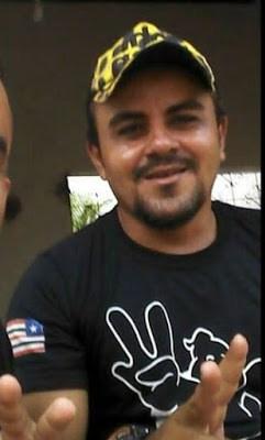 Rogério Felisberto Moura - Vítima