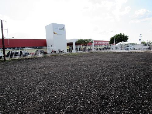 Hospital Geral de Peritoró/Foto: Sandro Vagner