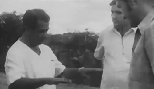 Dr. Josélio e amigos/Foto: Reprodução do vídeo